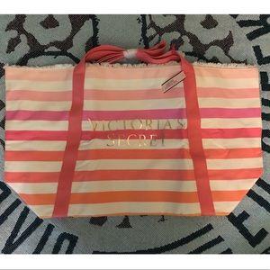Victoria's Secret bag.